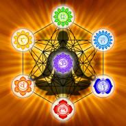 Wheels to the infinite YOU – Chakras