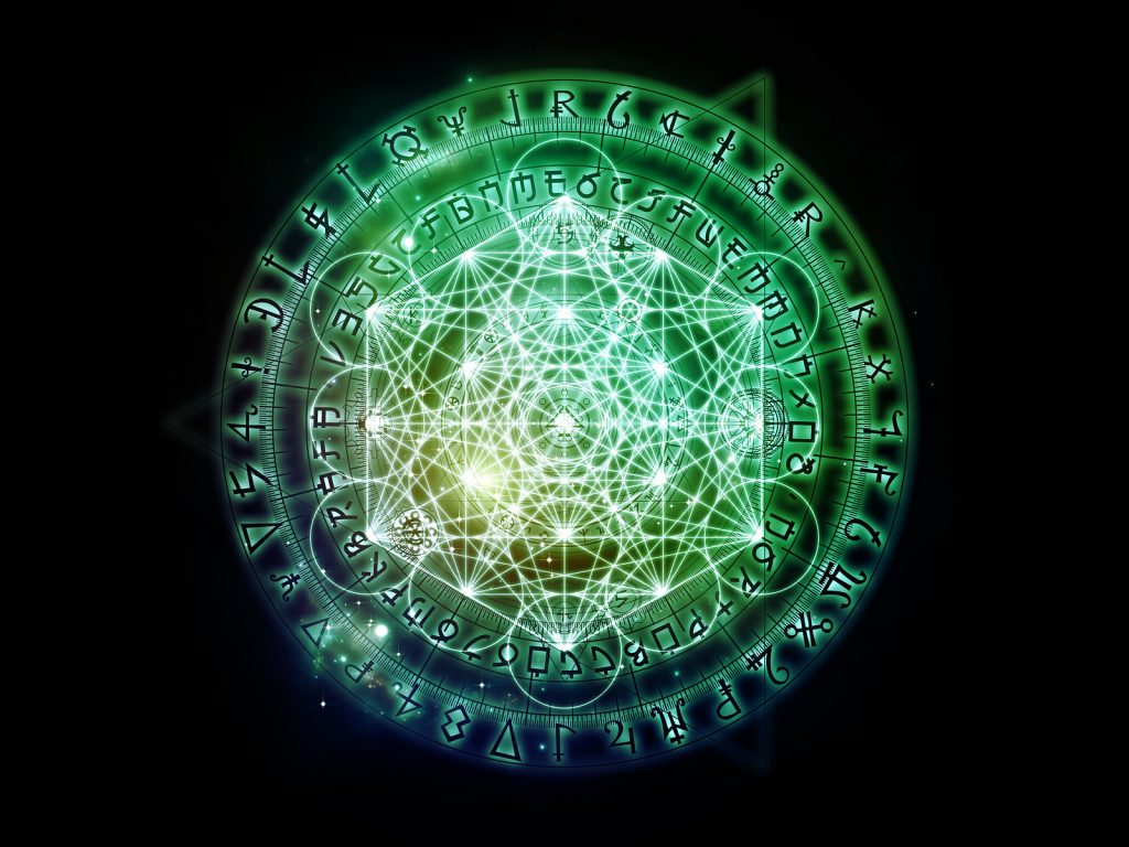 Evolving Sacred Geometry